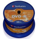 Verbatim je přední výrobce medii všeho druhu.